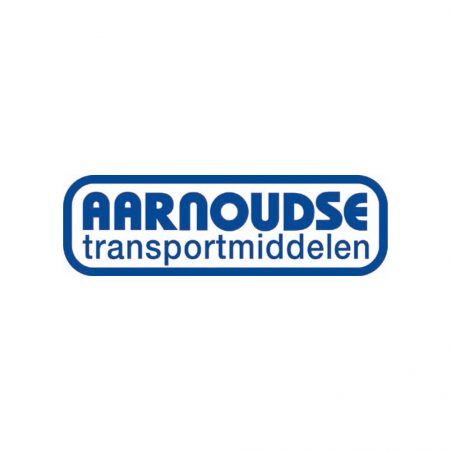 The logo for Aarnoudse, a distributor of STS materials handling solutions in the Netherlands.