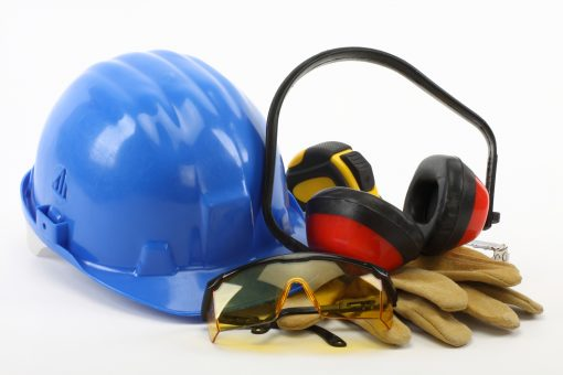 PPE forms an important part of daily workplace safety.