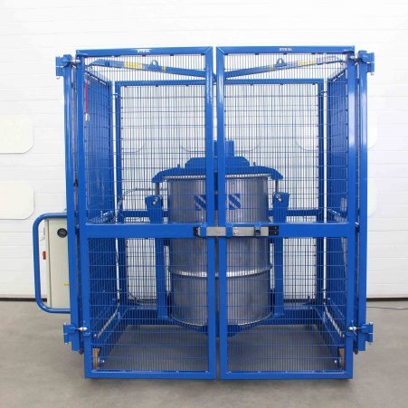 Drum Mixer suitable for mixing drums from 50-220 litres